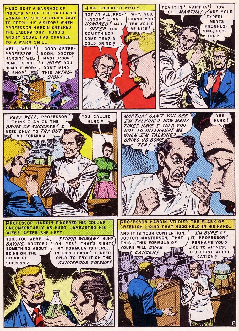 Weird Fantasy (1951) issue 11 - Page 12