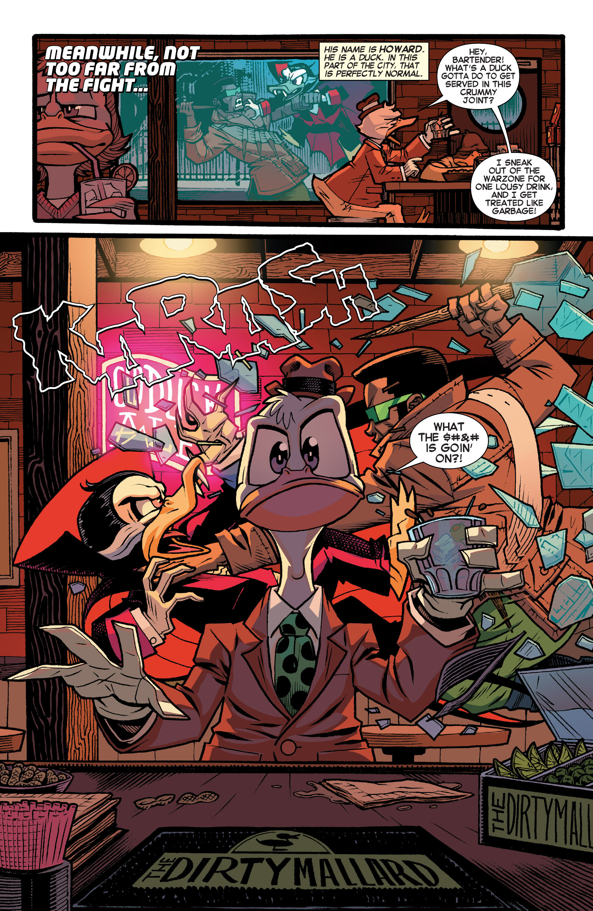 Read online Secret Wars: Battleworld comic -  Issue #2 - 6