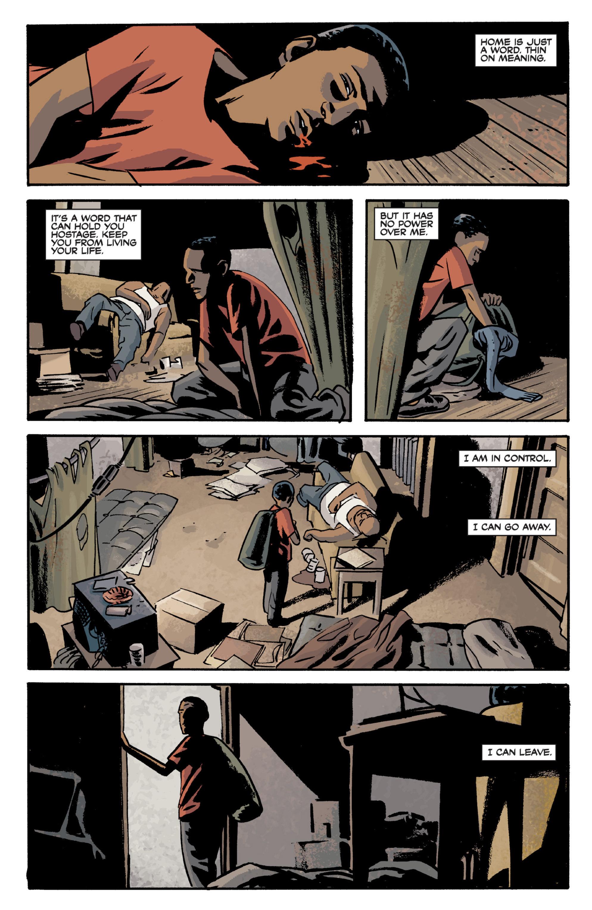 Read online Serenity Volume Three: The Shepherd's Tale comic -  Issue # TPB - 55