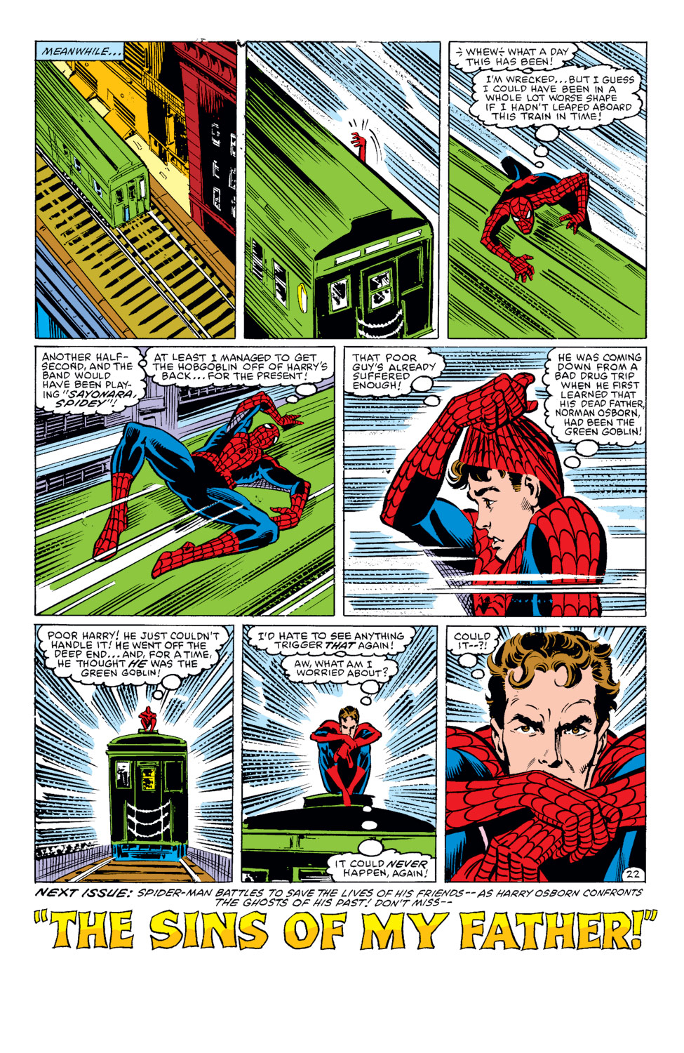 The Amazing Spider-Man (1963) 260 Page 22