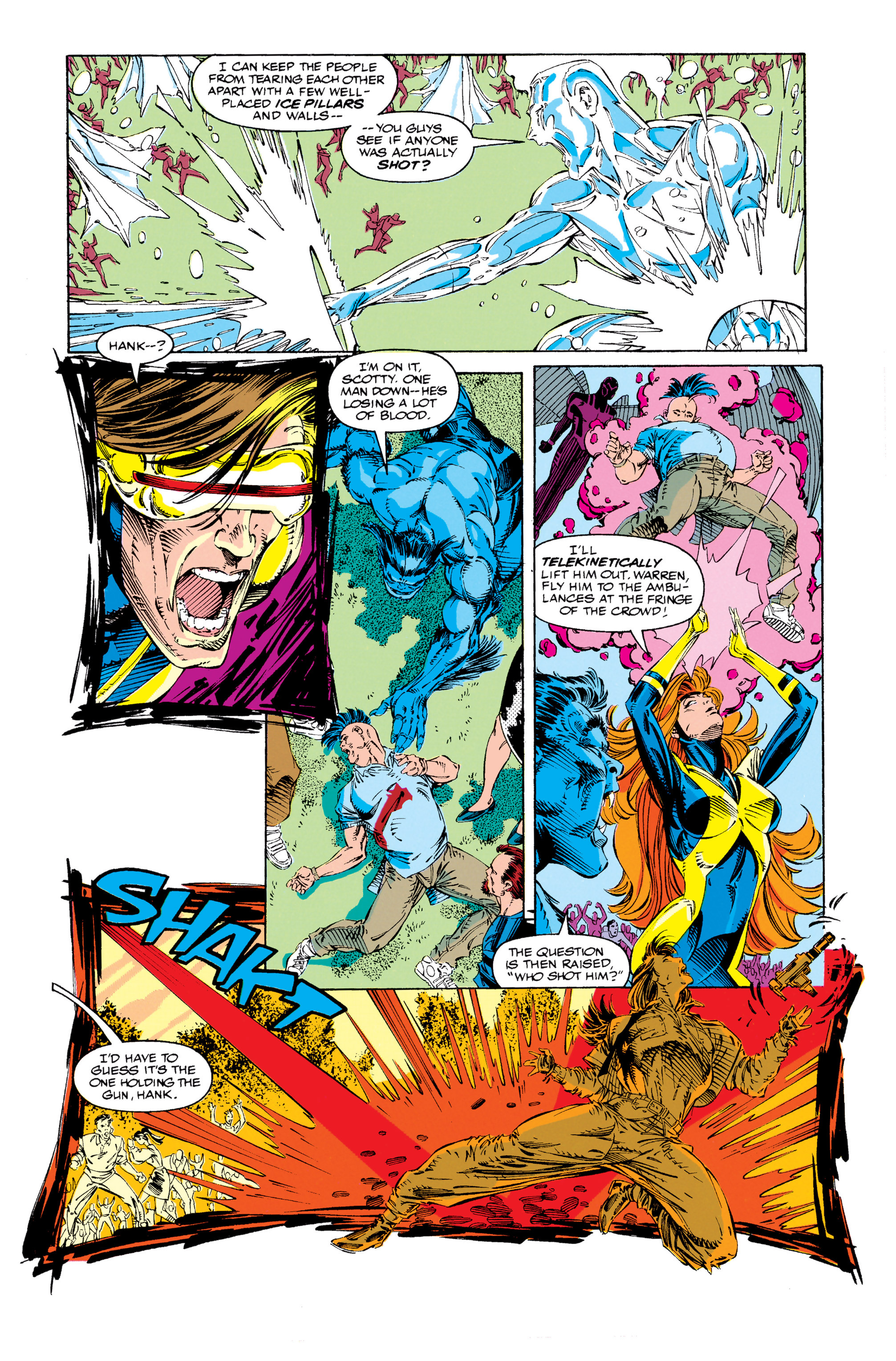 Read online X-Factor (1986) comic -  Issue #69 - 4