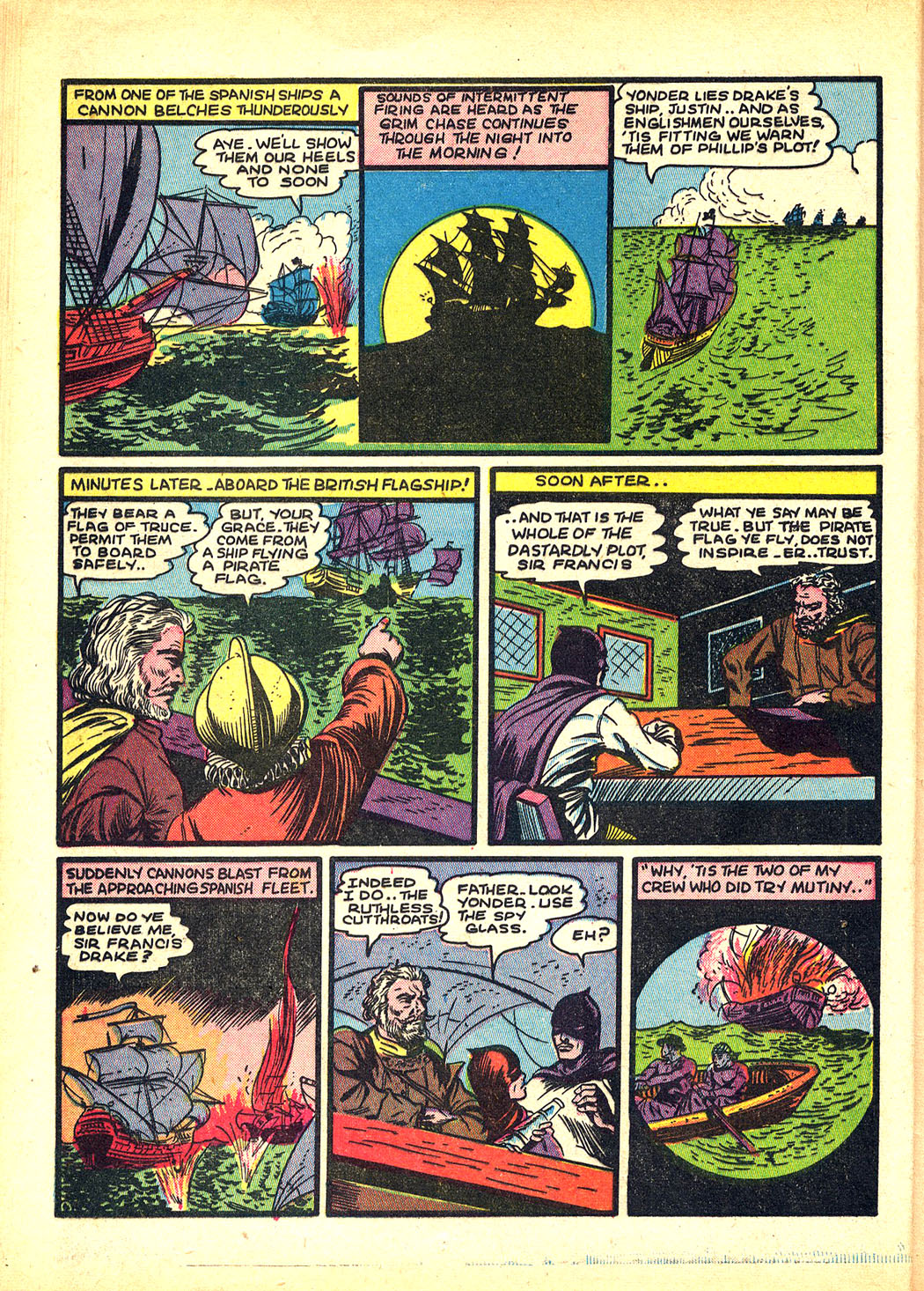 Read online Sensation (Mystery) Comics comic -  Issue #8 - 22
