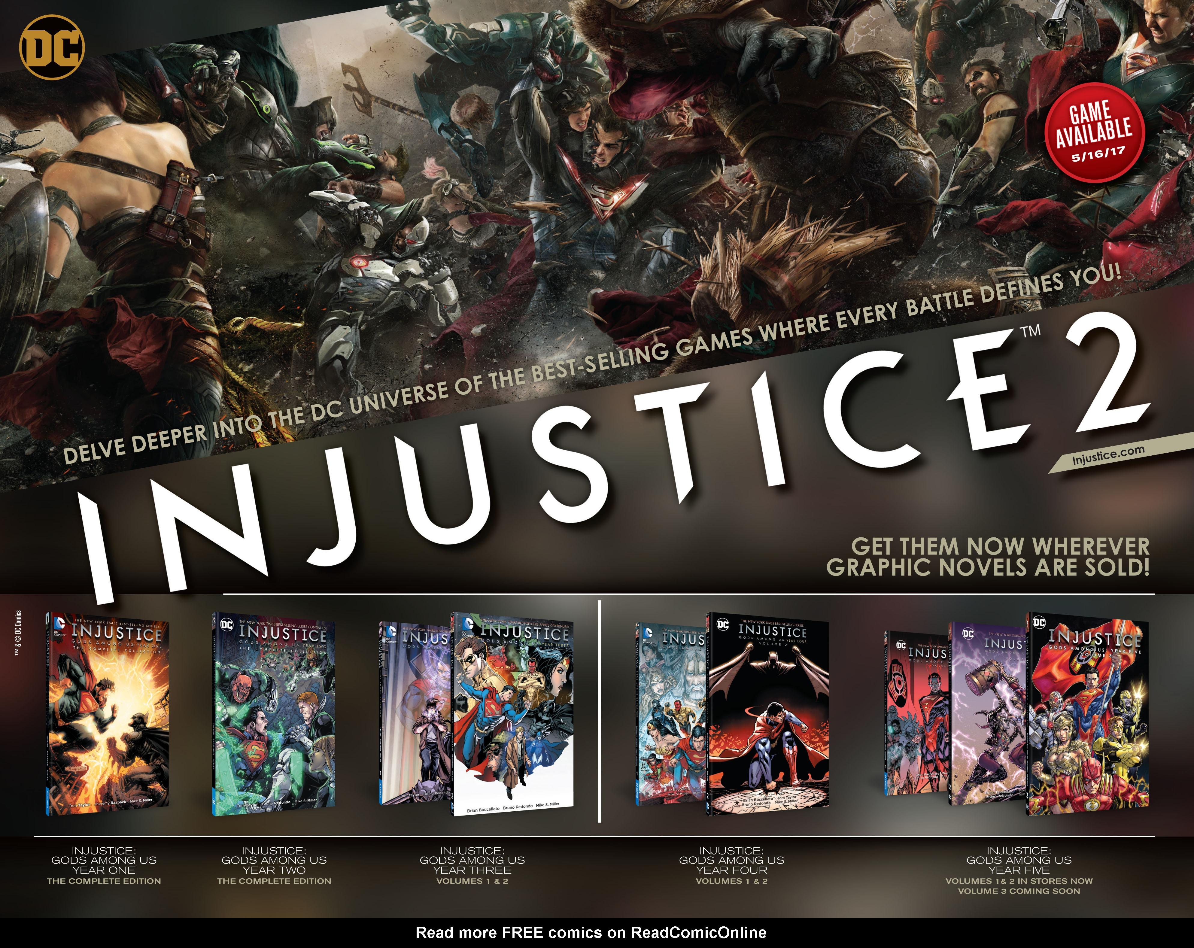 Read online Green Arrow (2016) comic -  Issue #22 - 24