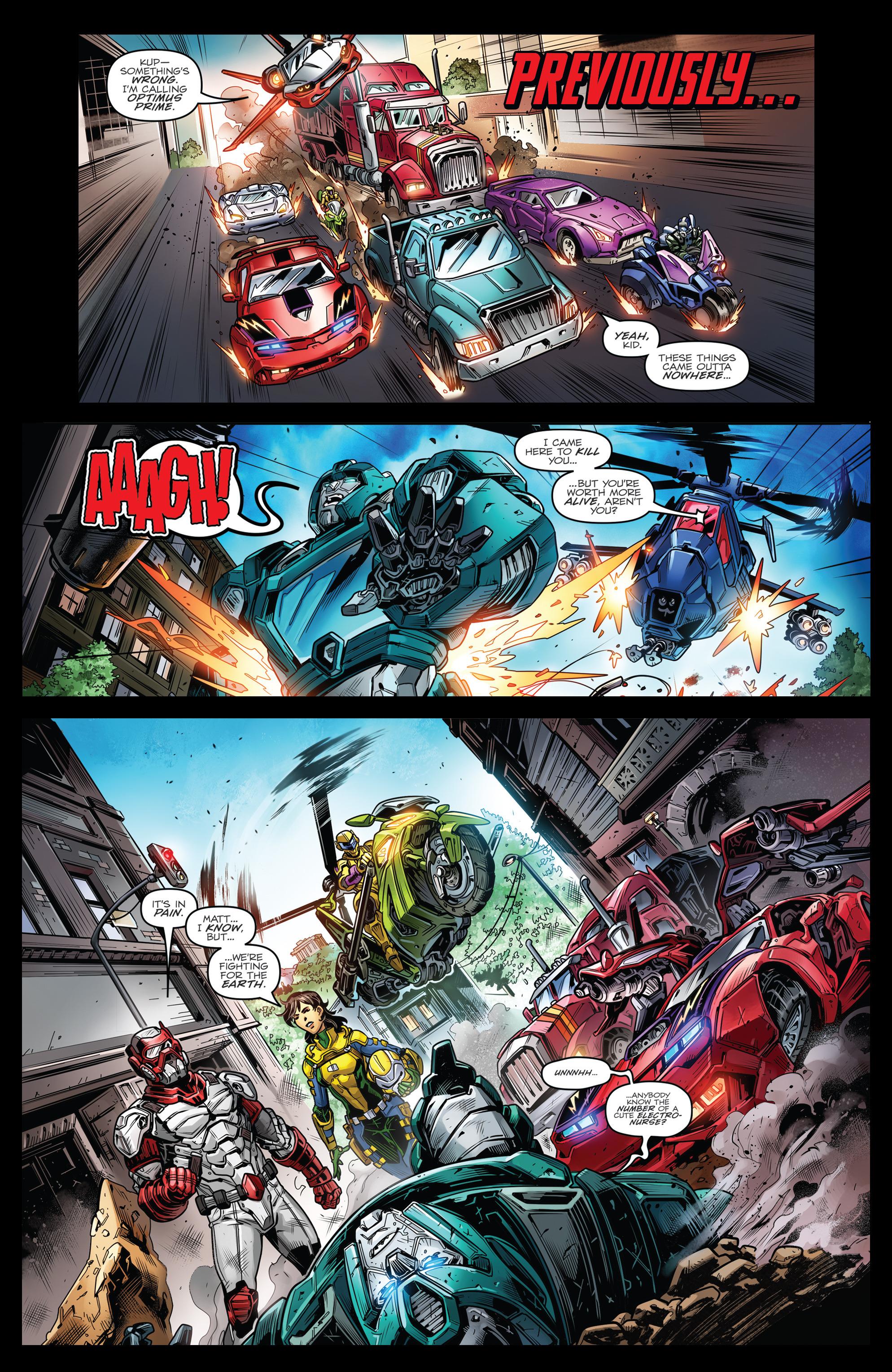 Read online Action Man: Revolution comic -  Issue #Action Man: Revolution Full - 3