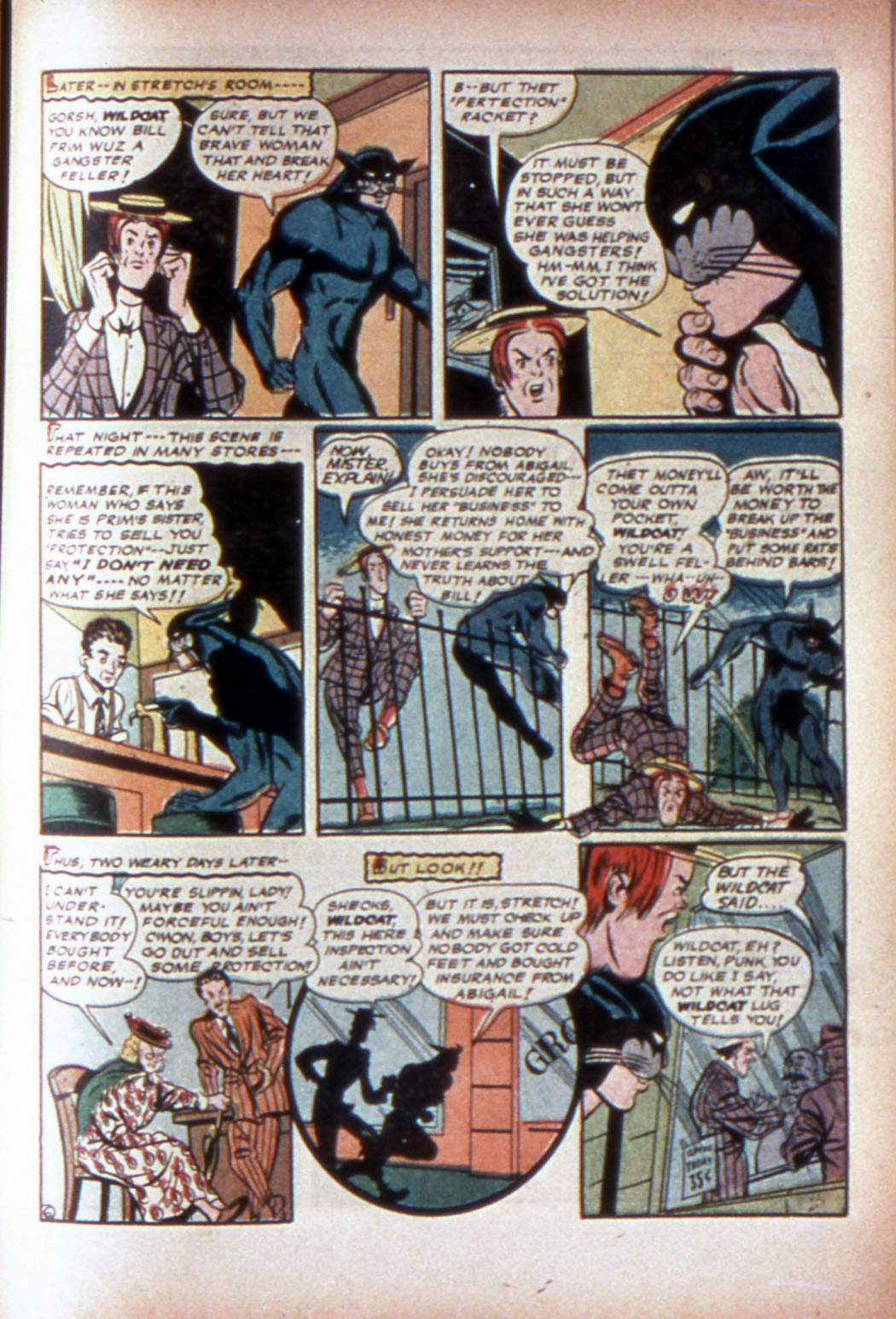 Read online Sensation (Mystery) Comics comic -  Issue #19 - 55