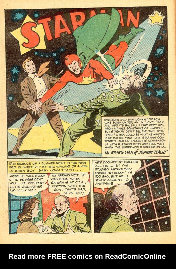 Read online Adventure Comics (1938) comic -  Issue #91 - 30