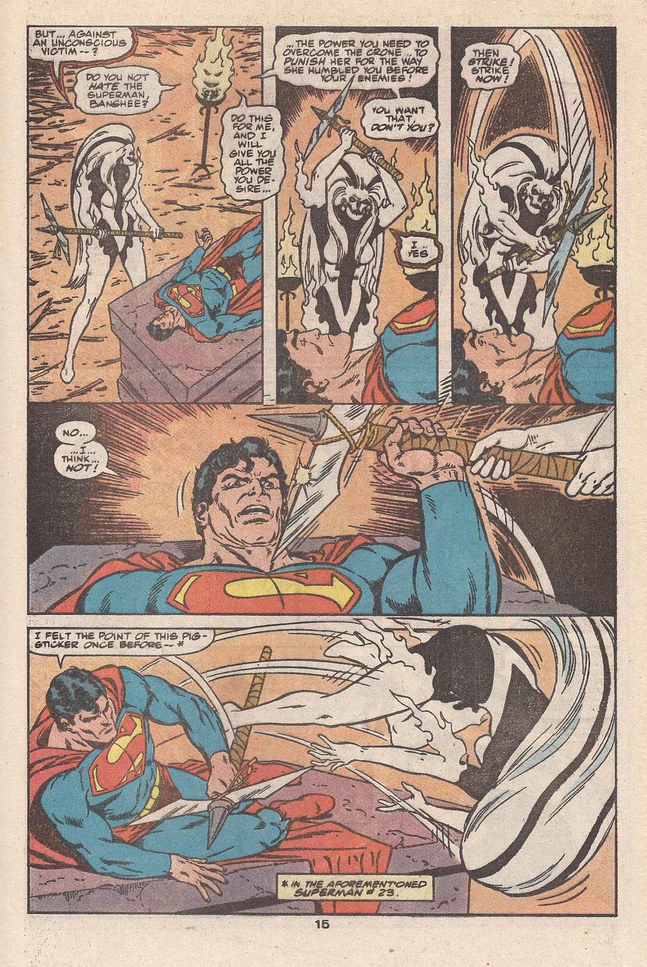 Read online Action Comics (1938) comic -  Issue #662 - 21