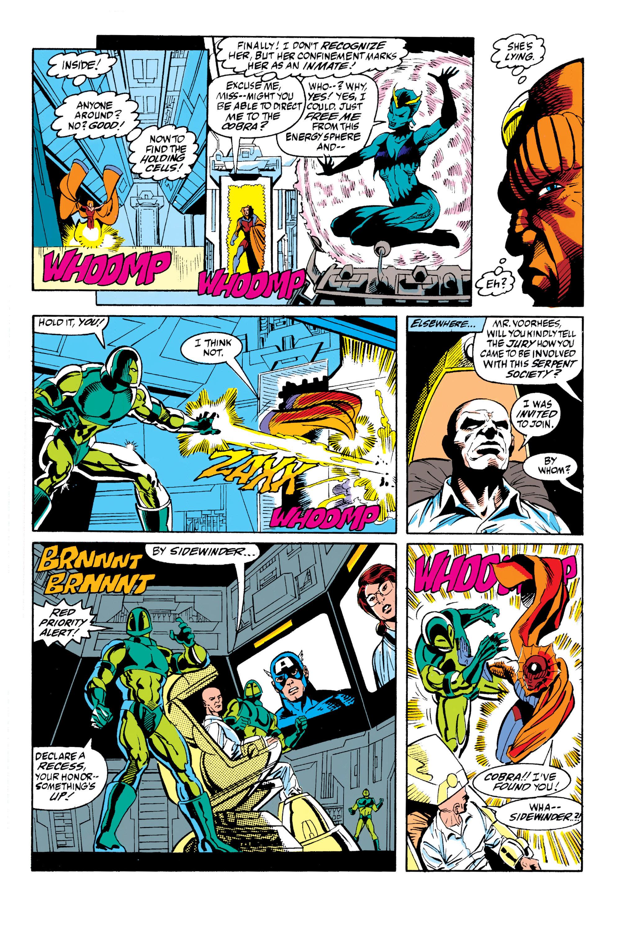 Read online Captain America (1968) comic -  Issue # _Annual 10 - 41