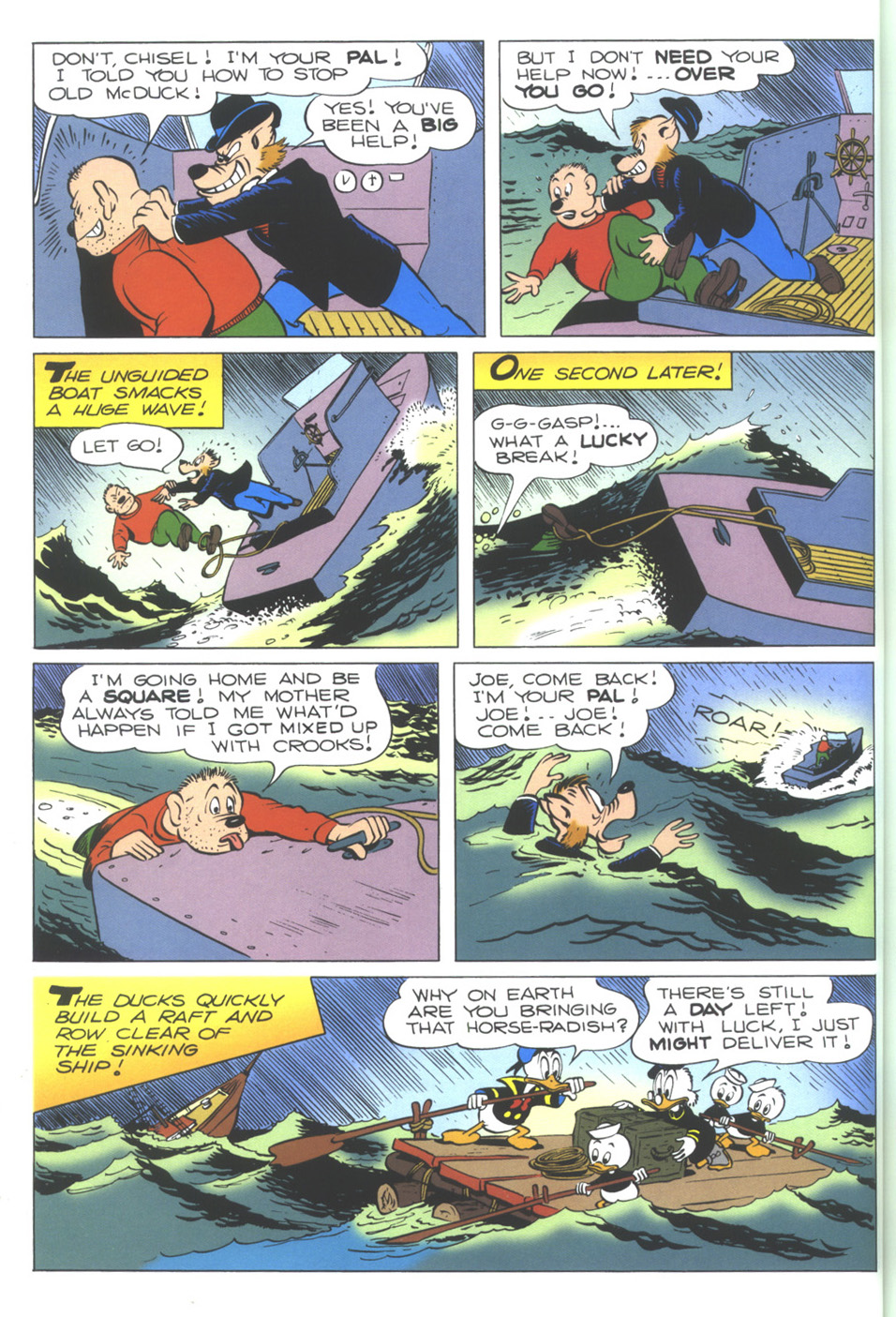 Read online Uncle Scrooge (1953) comic -  Issue #338 - 20
