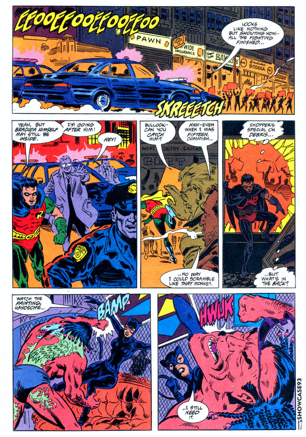Read online Showcase '93 comic -  Issue #4 - 14
