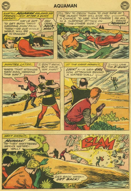 Read online Aquaman (1962) comic -  Issue #13 - 20