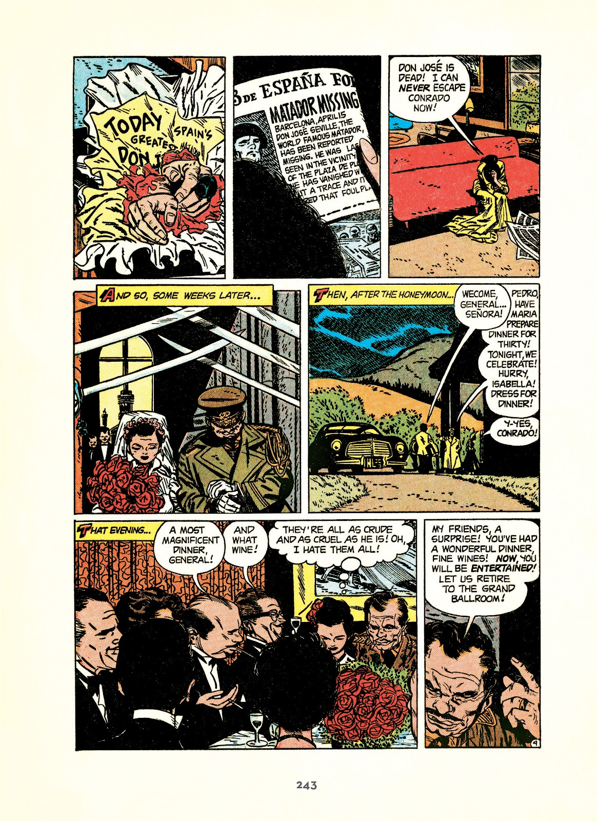 Read online Setting the Standard: Comics by Alex Toth 1952-1954 comic -  Issue # TPB (Part 3) - 44