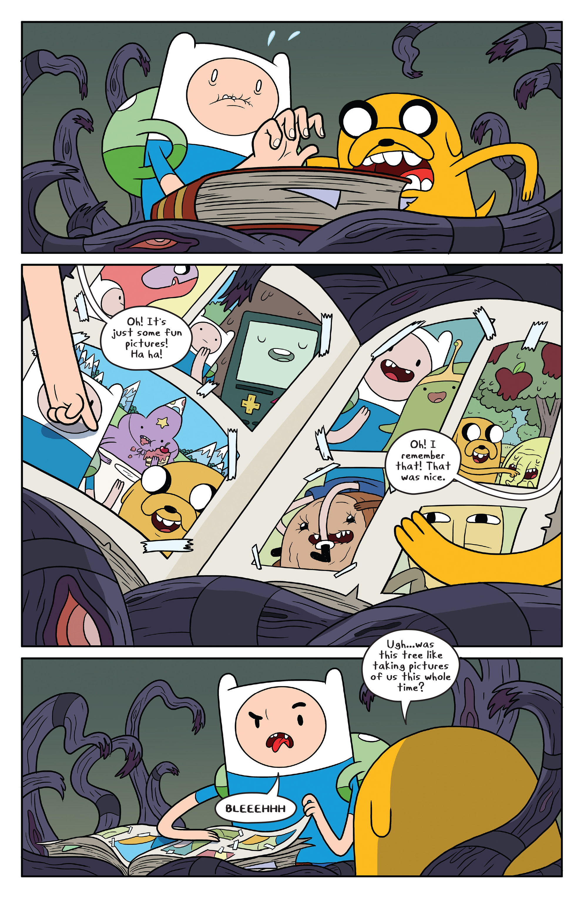 Read online Adventure Time comic -  Issue #50 - 10