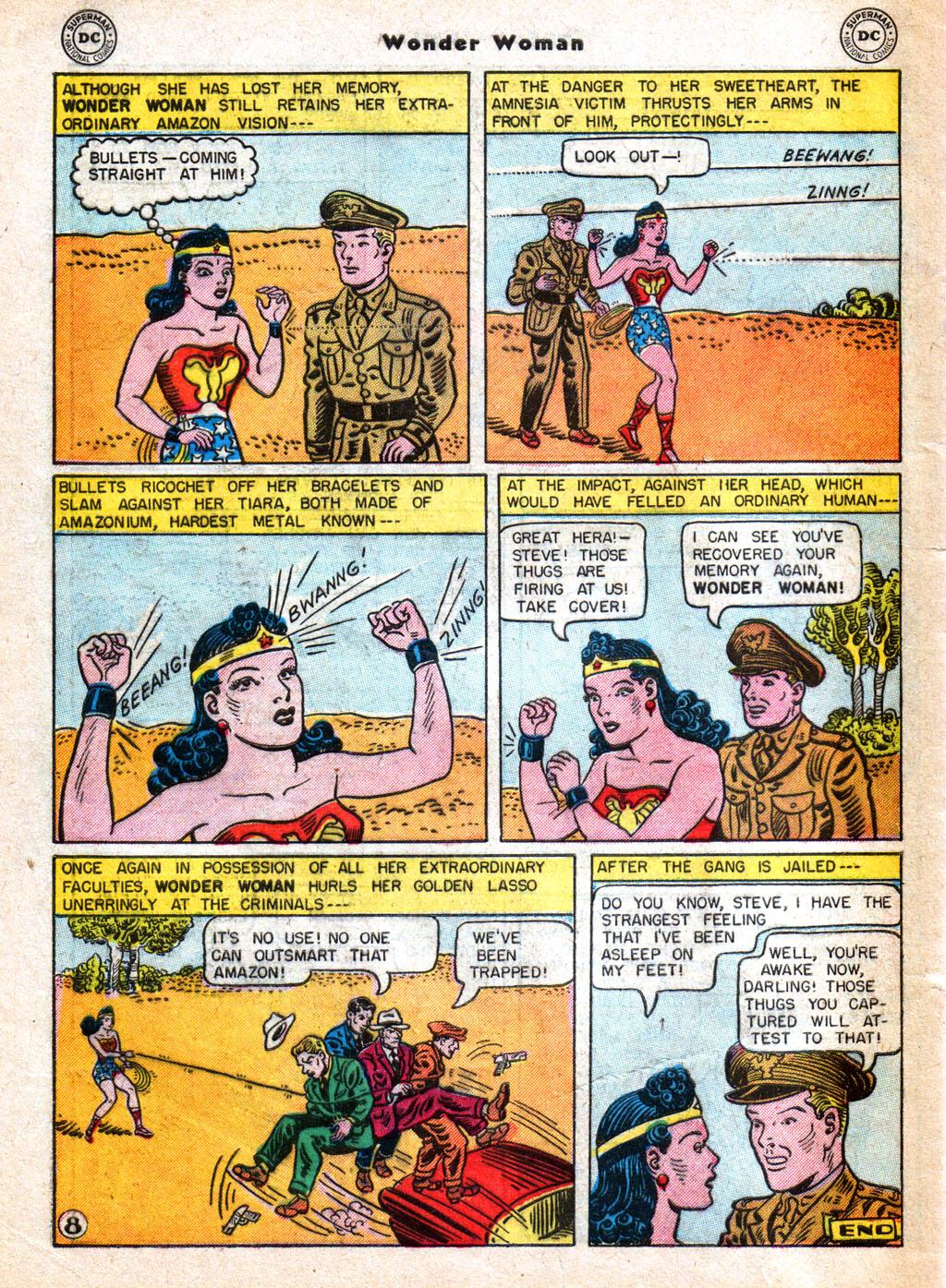 Read online Wonder Woman (1942) comic -  Issue #77 - 32