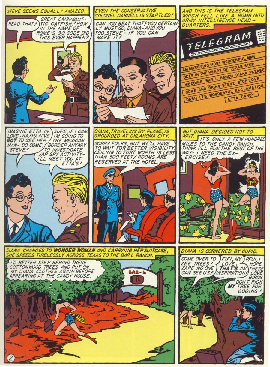 Read online Sensation (Mystery) Comics comic -  Issue #16 - 4