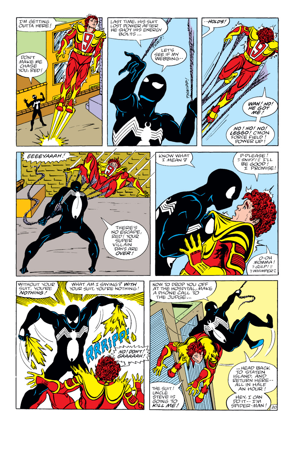 The Amazing Spider-Man (1963) 264 Page 20