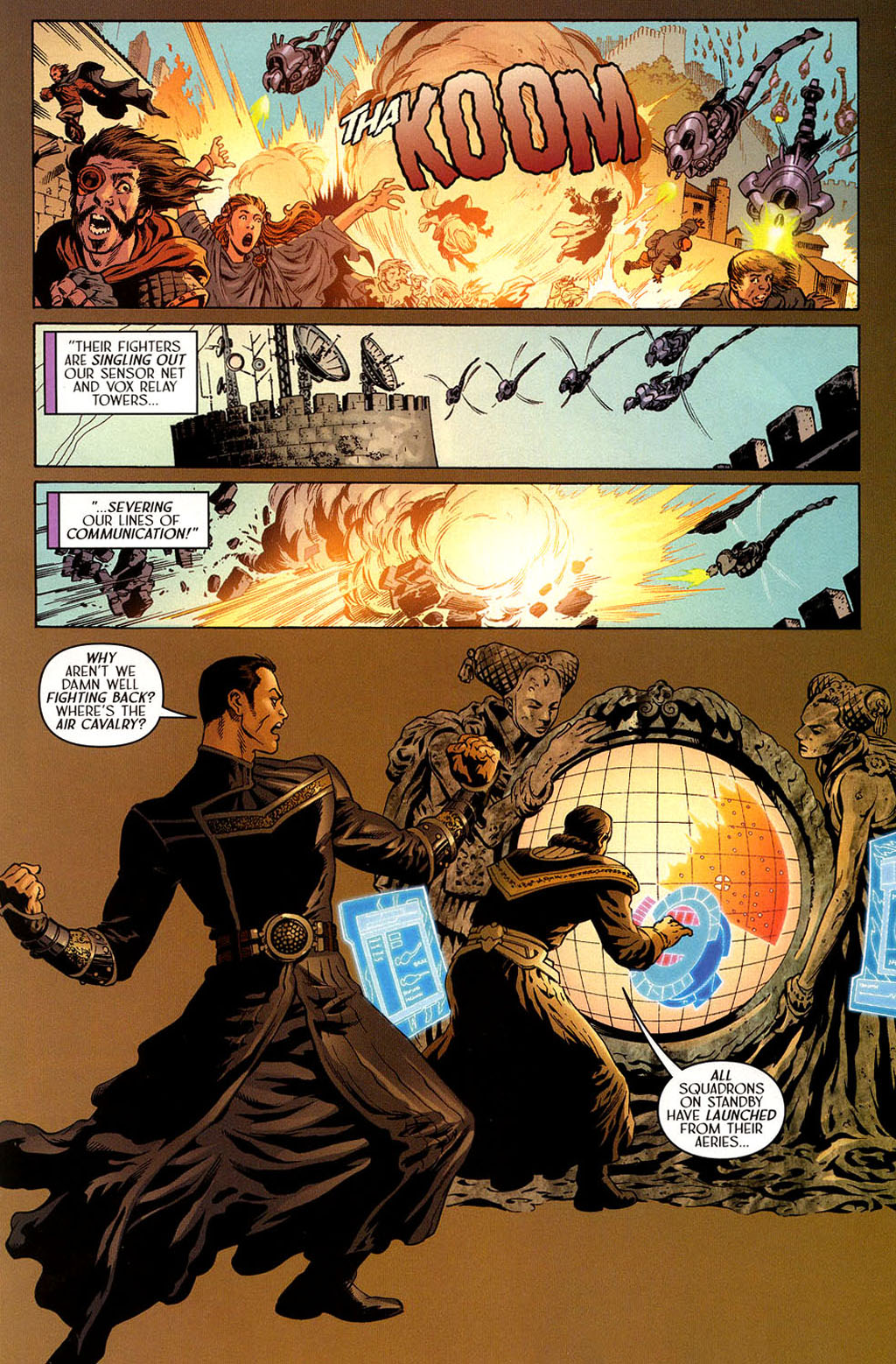 Read online Scion comic -  Issue #40 - 10