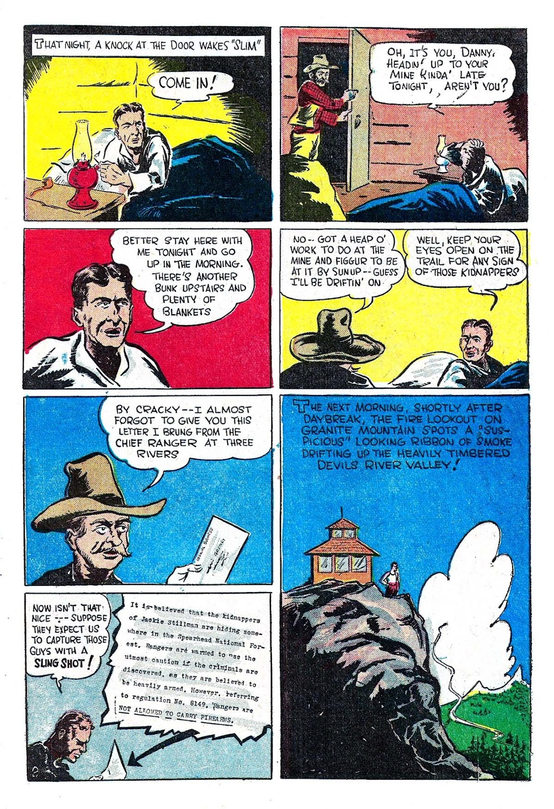 Amazing Man Comics issue 5 - Page 53