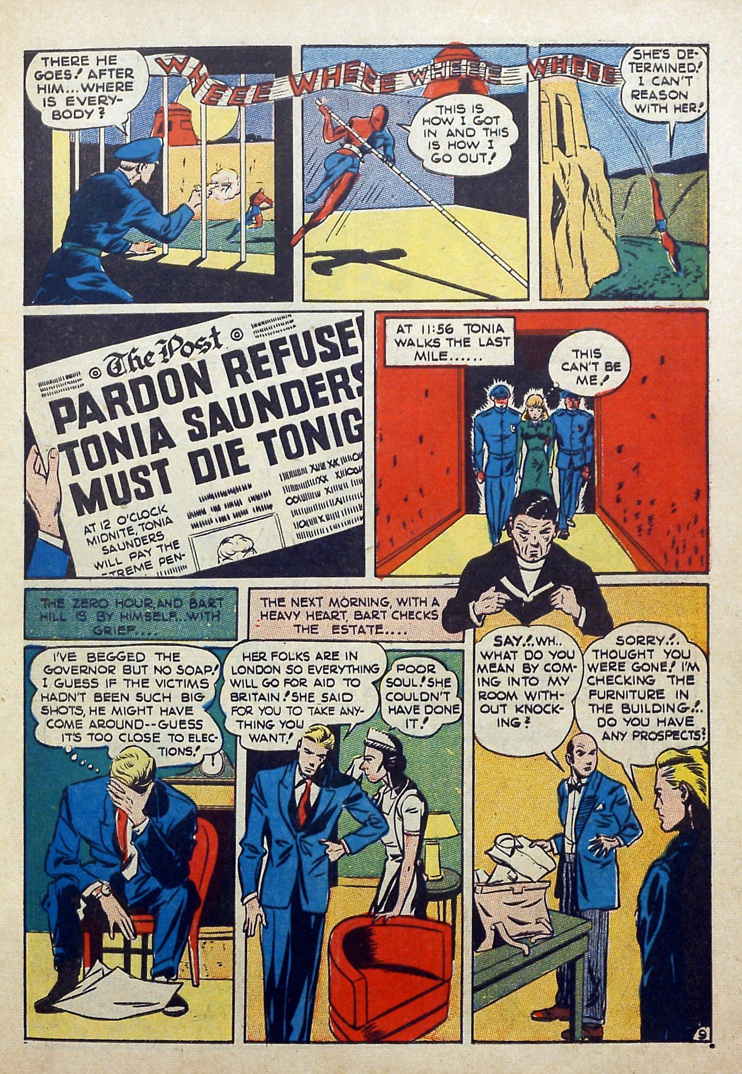 Daredevil (1941) issue 3 - Page 11