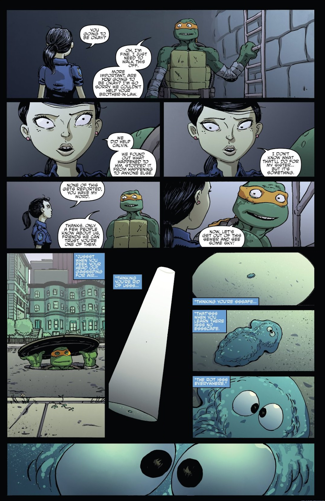 Read online Teenage Mutant Ninja Turtles: The IDW Collection comic -  Issue # TPB 8 (Part 3) - 90