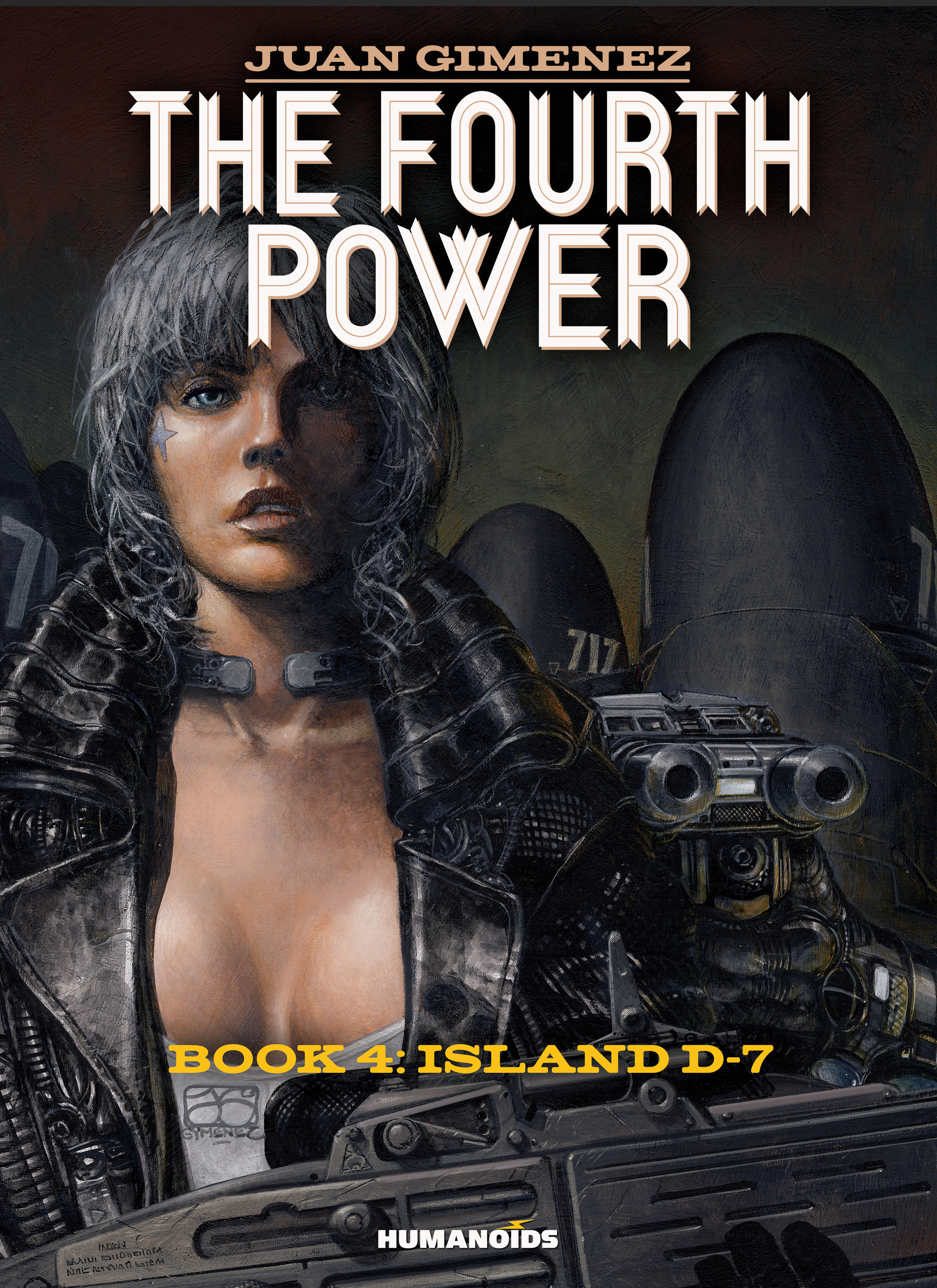 Read online The Fourth Power comic -  Issue #4 - 1