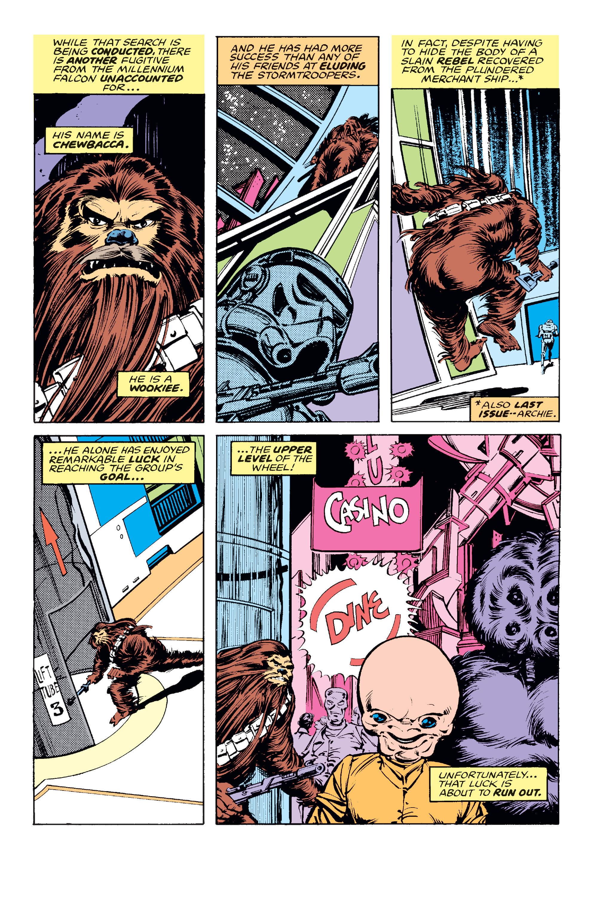 Read online Star Wars Omnibus comic -  Issue # Vol. 13 - 337