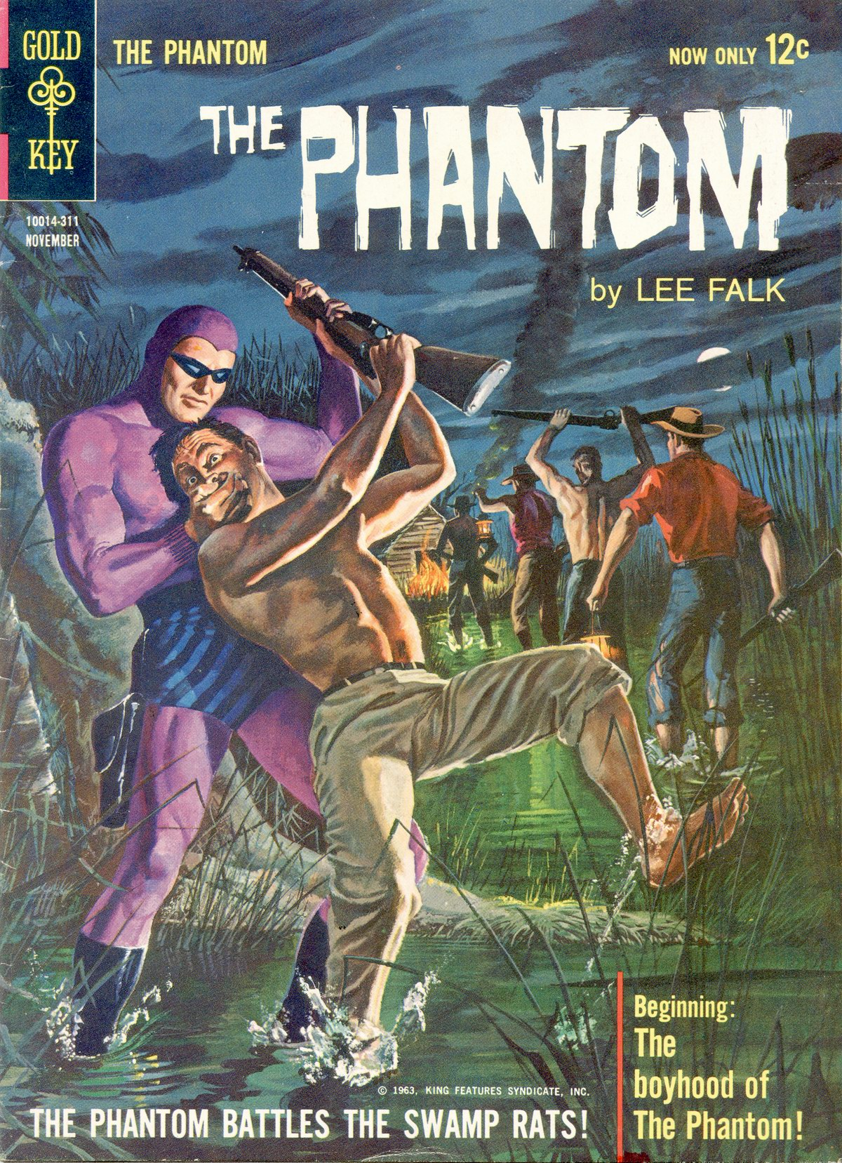 The Phantom (1962) 5 Page 1