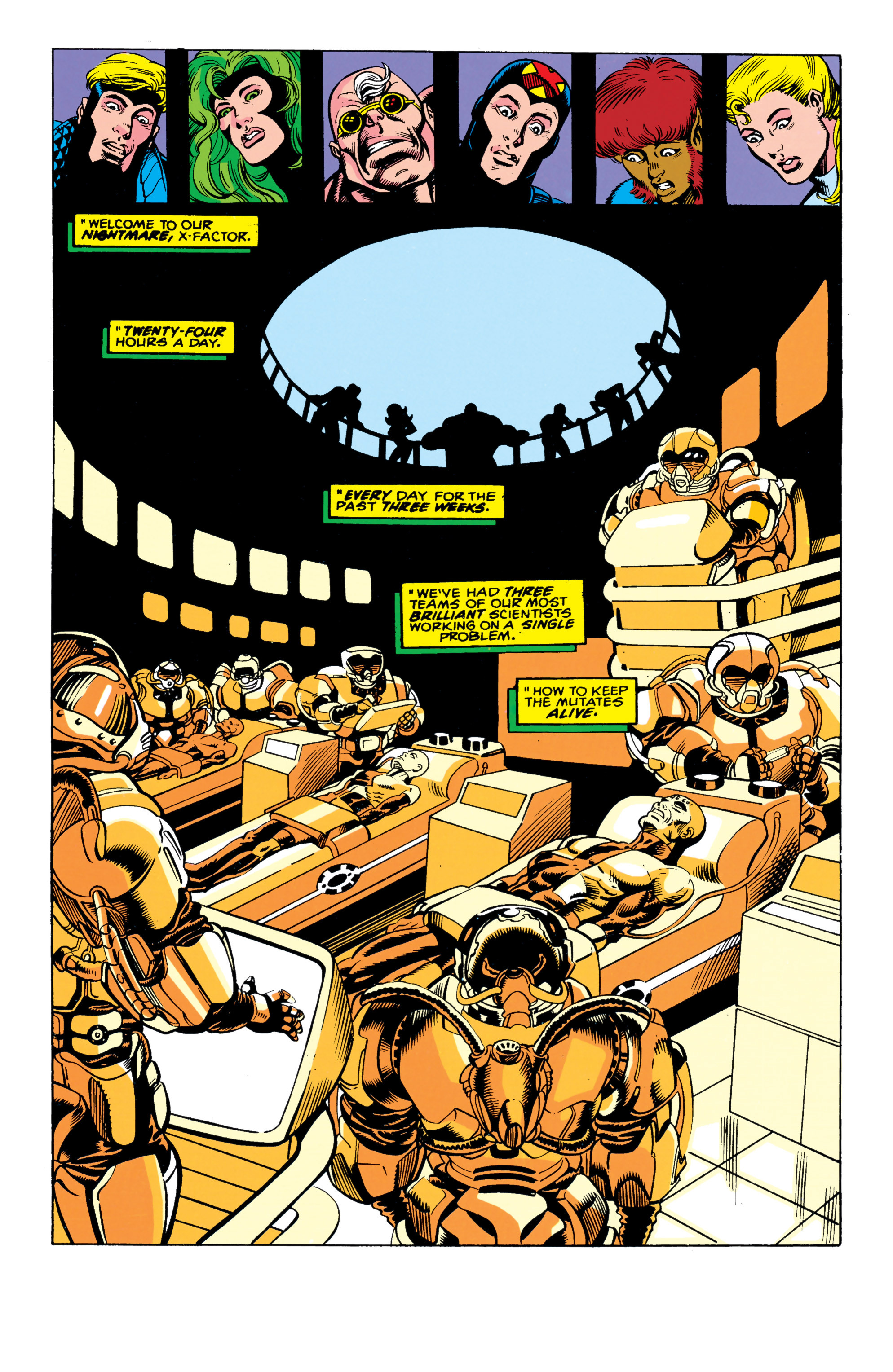 Read online X-Factor (1986) comic -  Issue #90 - 16