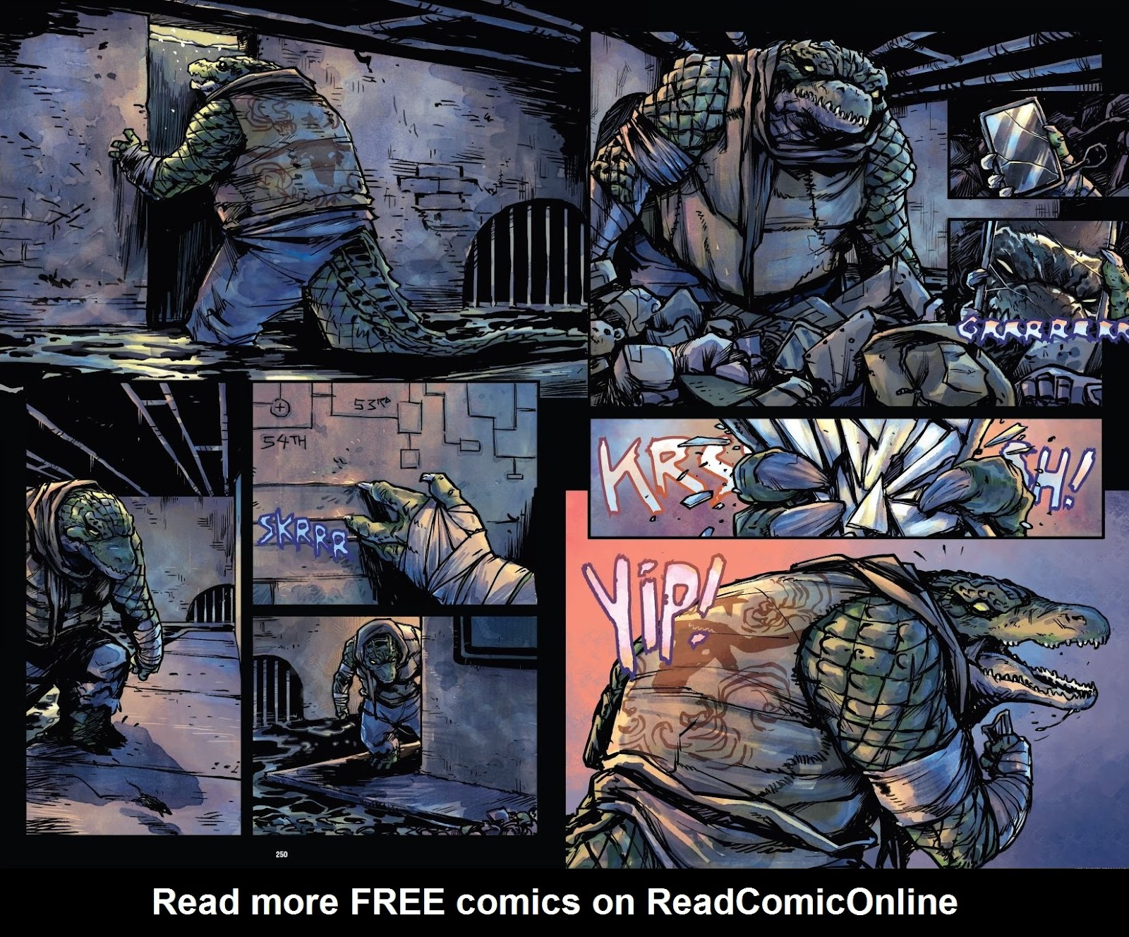Read online Teenage Mutant Ninja Turtles: The IDW Collection comic -  Issue # TPB 8 (Part 3) - 49