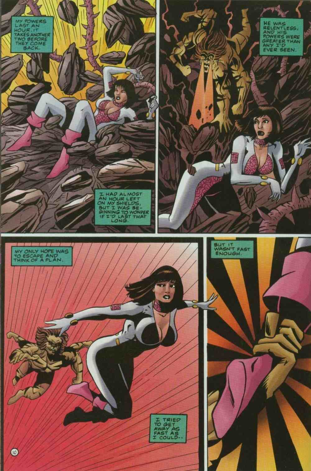 Read online Ultraverse Premiere comic -  Issue #7 - 22