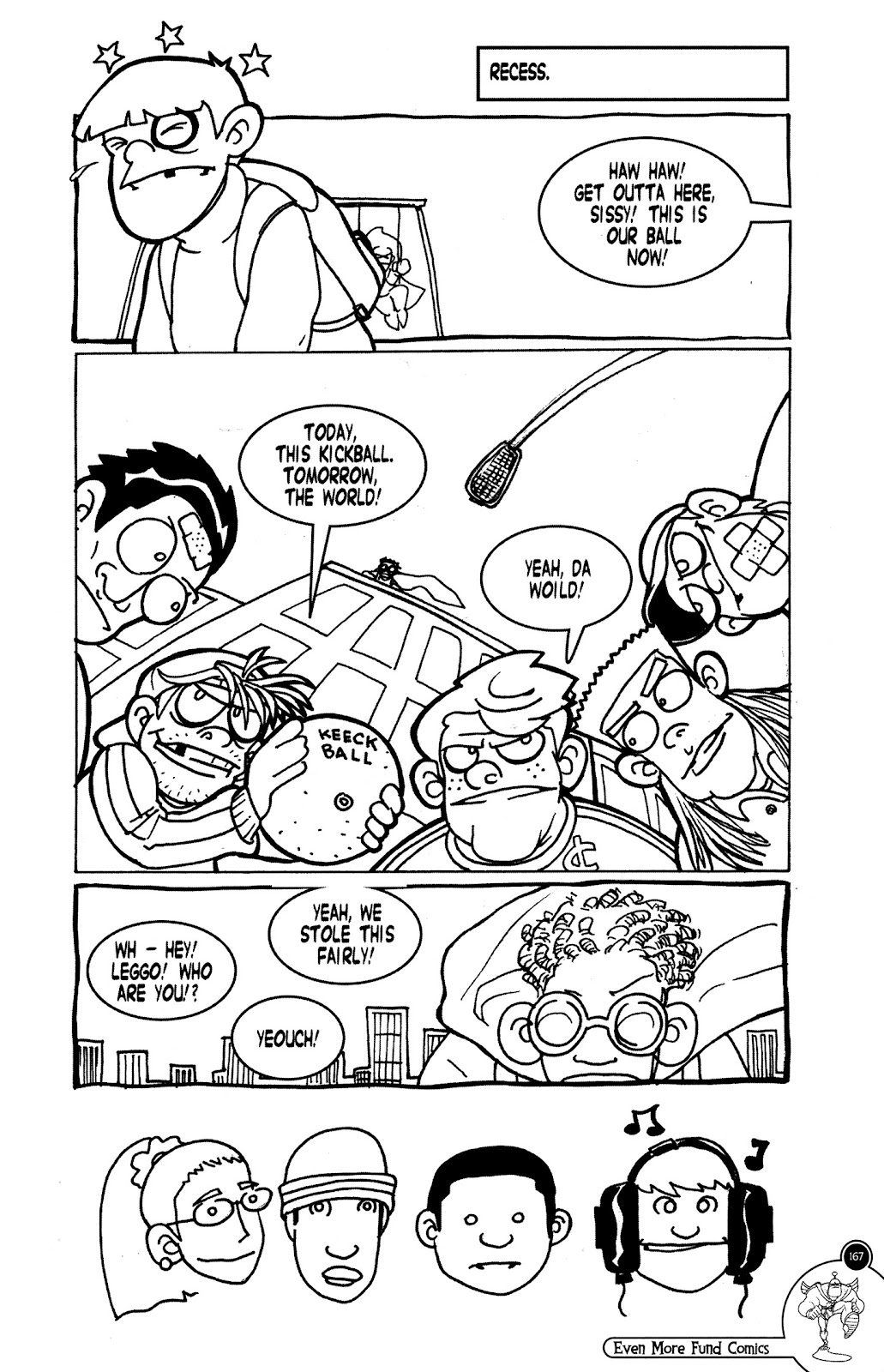 Read online Even More Fund Comics comic -  Issue # TPB (Part 2) - 70