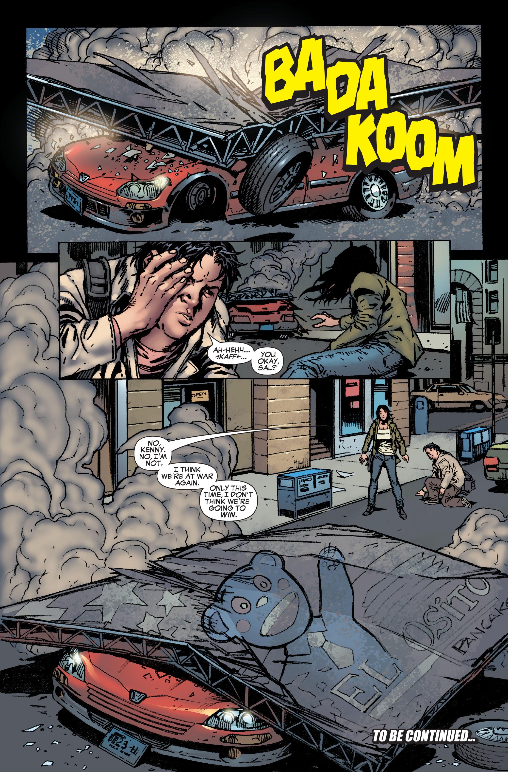 Read online World War Hulk: Front Line comic -  Issue #1 - 24
