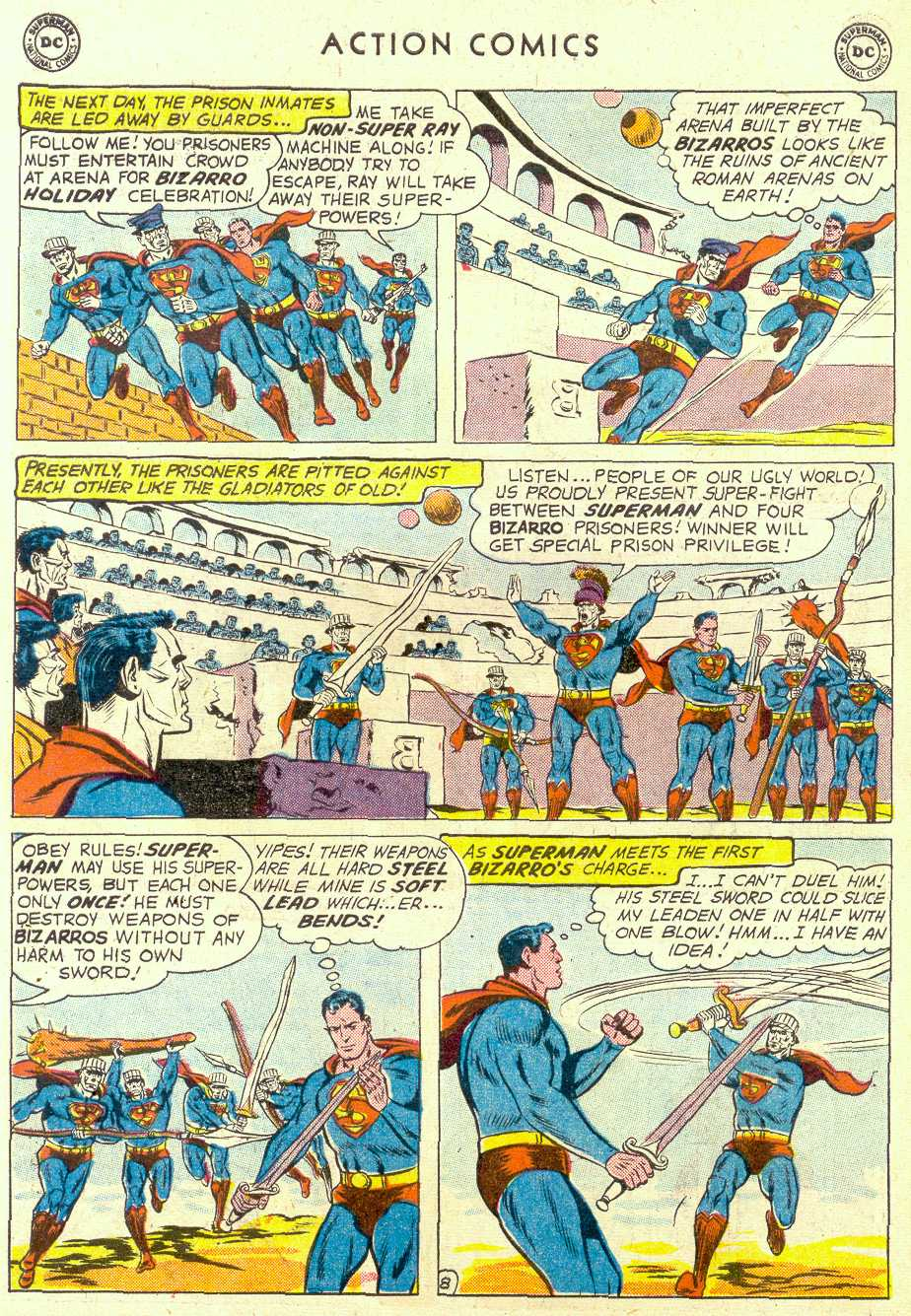 Read online Action Comics (1938) comic -  Issue #264 - 10