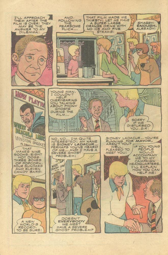 Read online Scooby-Doo... Mystery Comics comic -  Issue #25 - 3