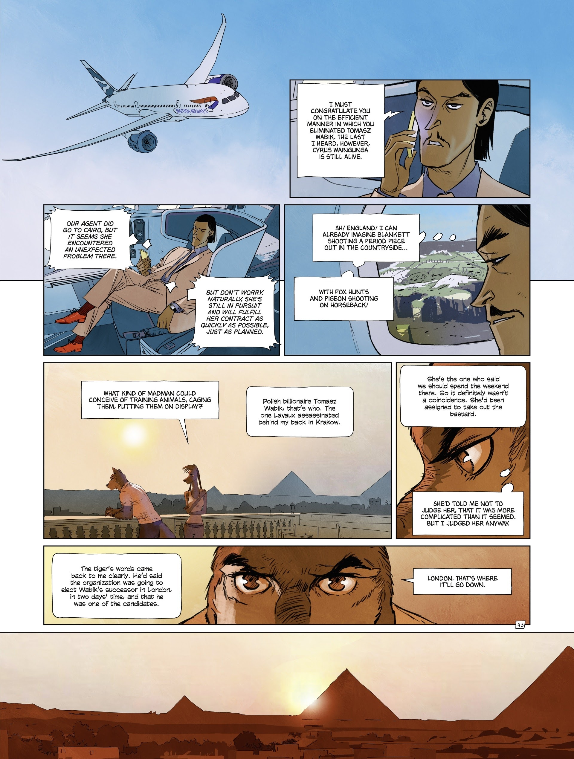 Read online Jack Wolfgang comic -  Issue #3 - 47