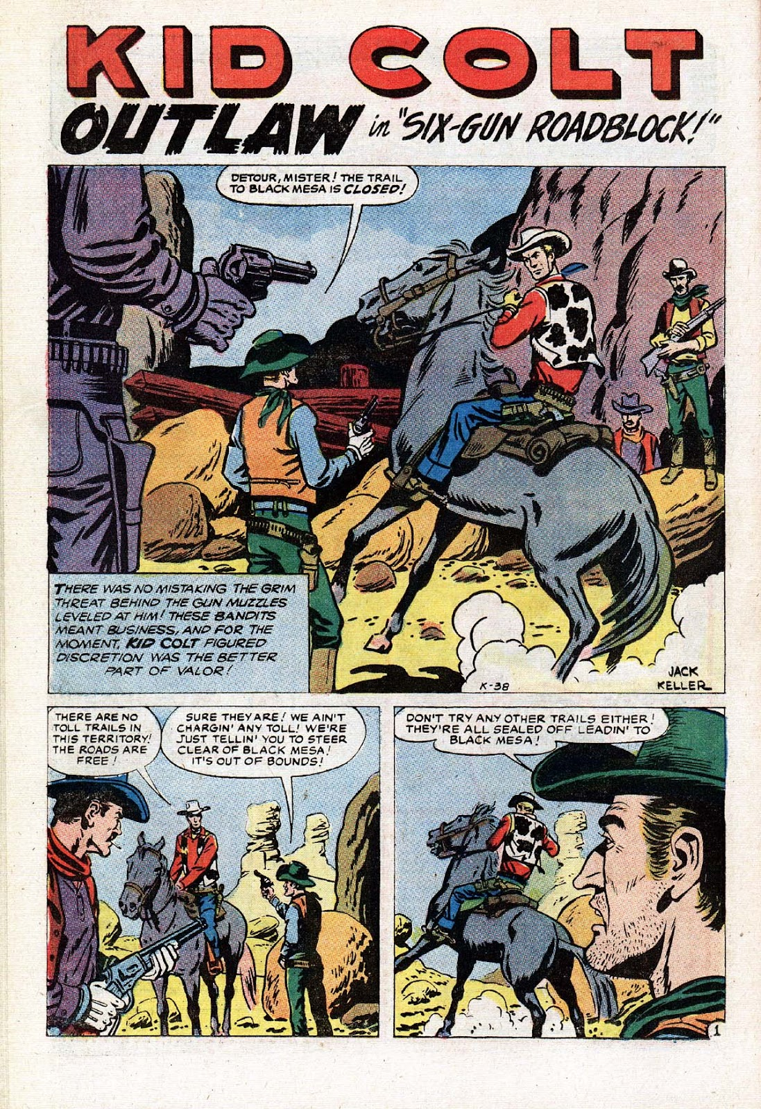 The Mighty Marvel Western issue 15 - Page 20