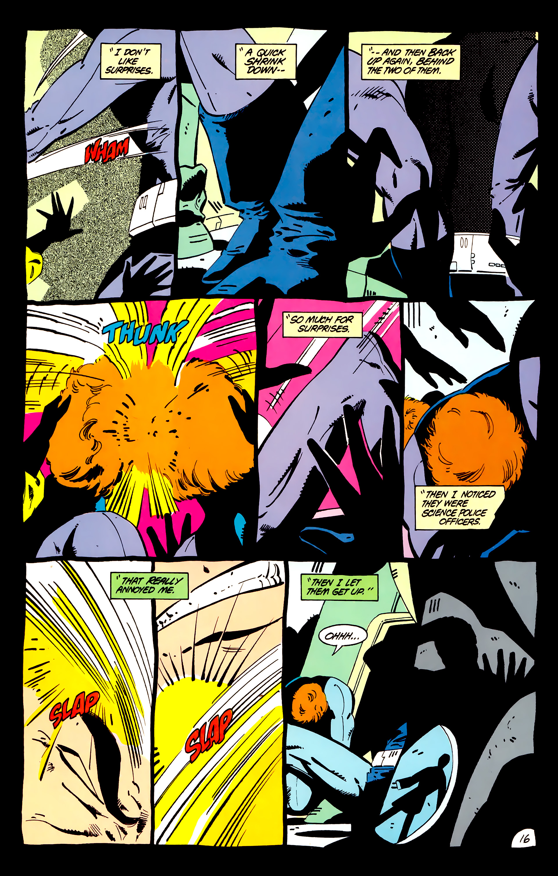 Legion of Super-Heroes (1984) _Annual_1 Page 17