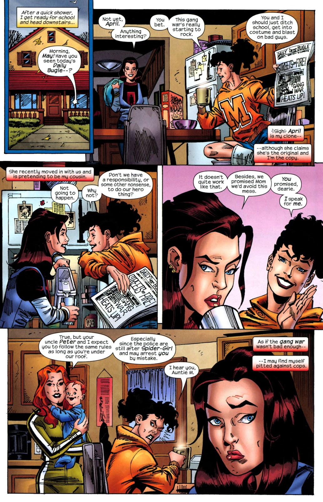 Web of Spider-Man (2009) Issue #5 #5 - English 18