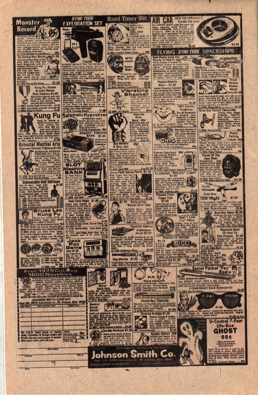 Read online Shazam! (1973) comic -  Issue #20 - 8