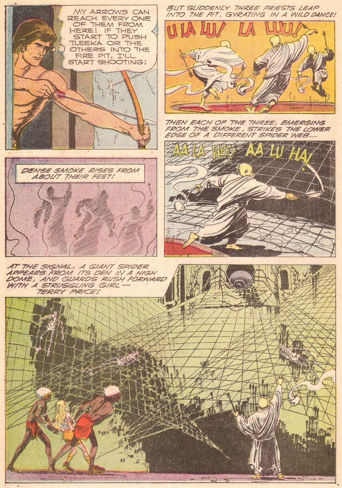 Korak, Son of Tarzan (1964) issue 39 - Page 22