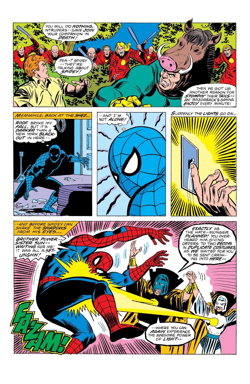 Read online Marvel Masterworks: The Spectacular Spider-Man comic -  Issue # TPB (Part 3) - 25