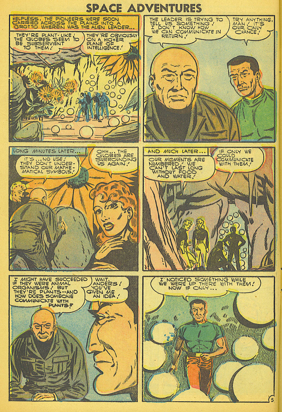 Space Adventures (1952) issue 21 - Page 8
