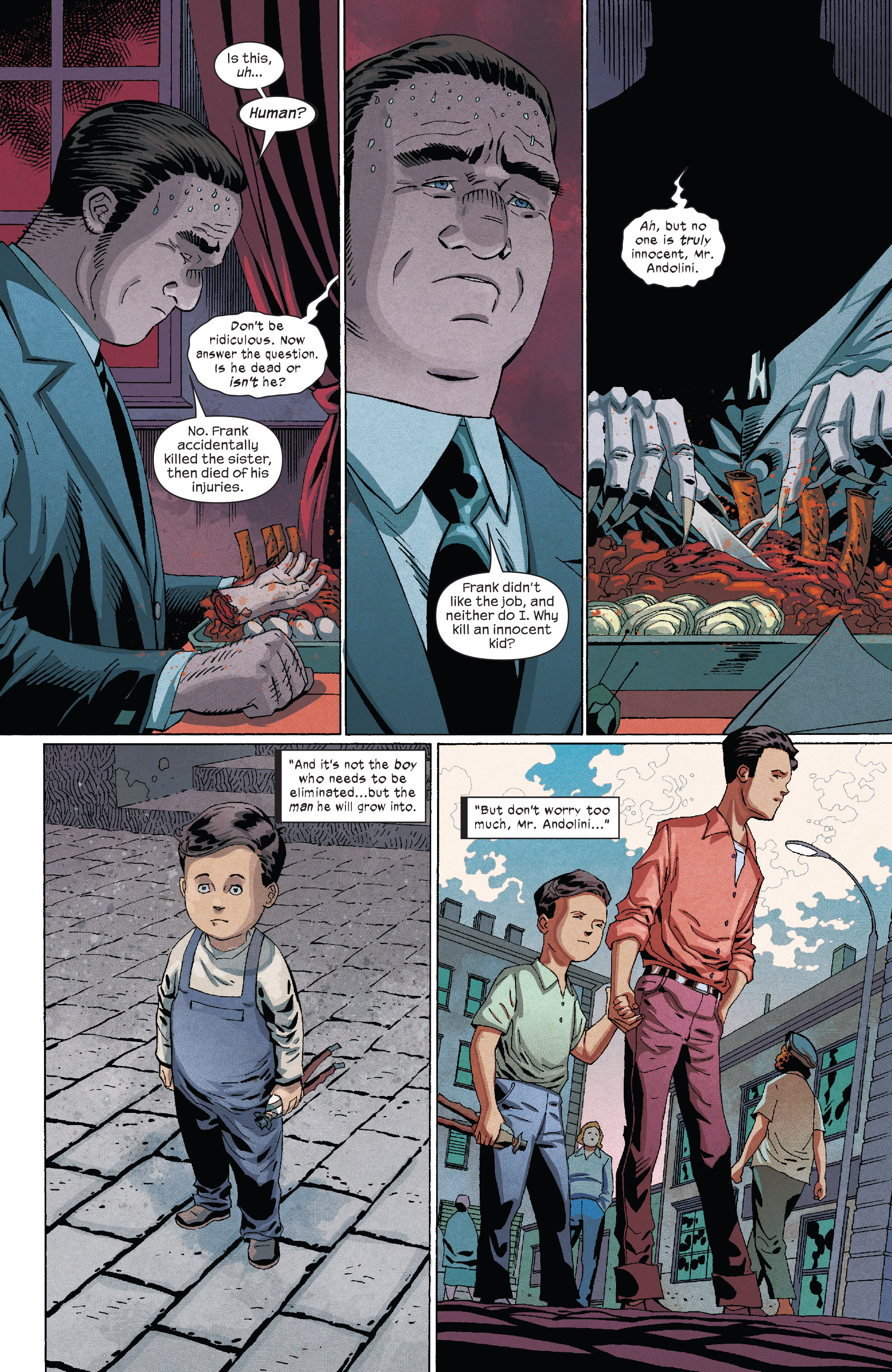 Read online Dark Tower: The Drawing of the Three - The Prisoner comic -  Issue #1 - 18