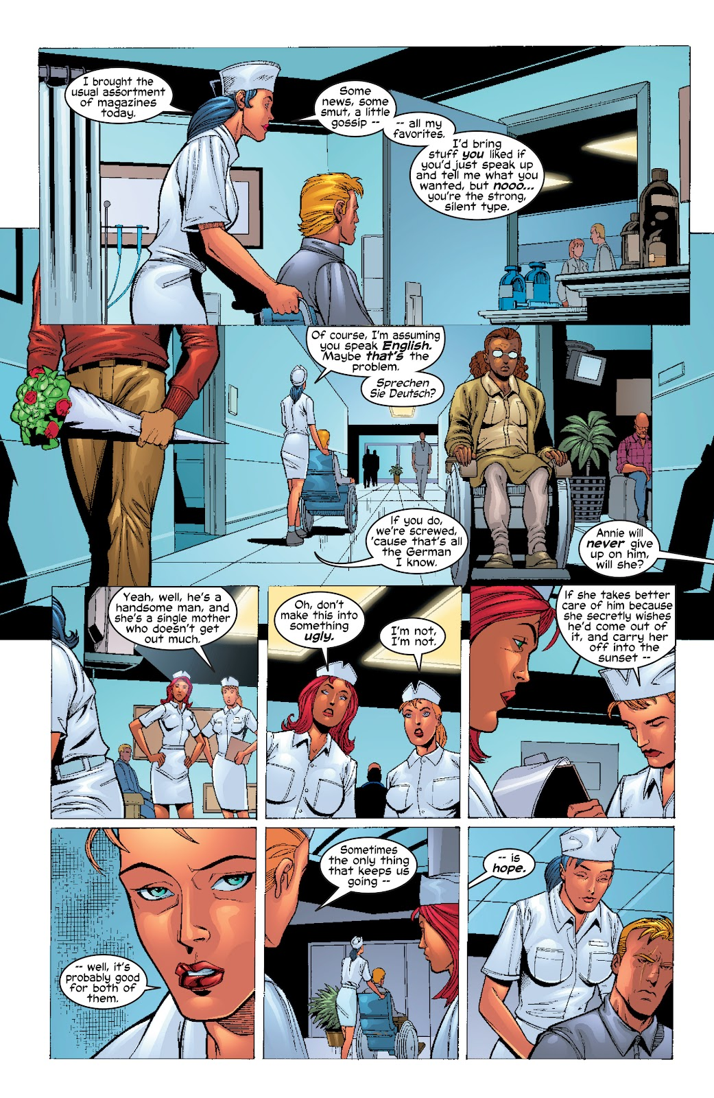 Read online X-Men: Unstoppable comic -  Issue # TPB (Part 1) - 39