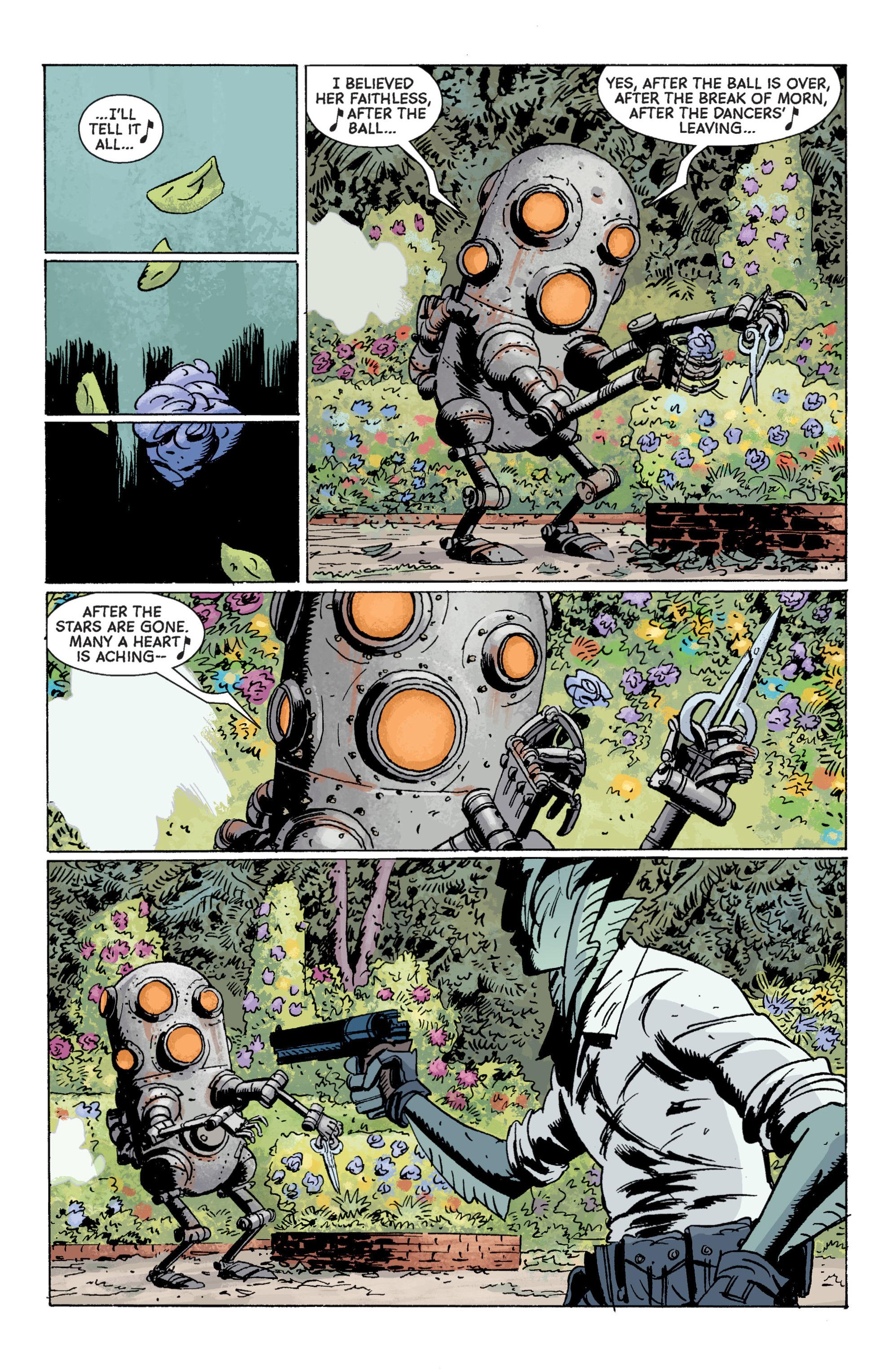 Read online B.P.R.D. (2003) comic -  Issue # TPB 7 - 69