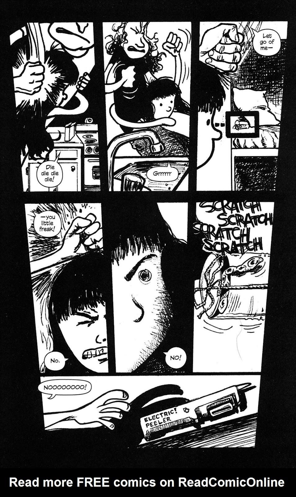 Read online Ojo comic -  Issue #5 - 11