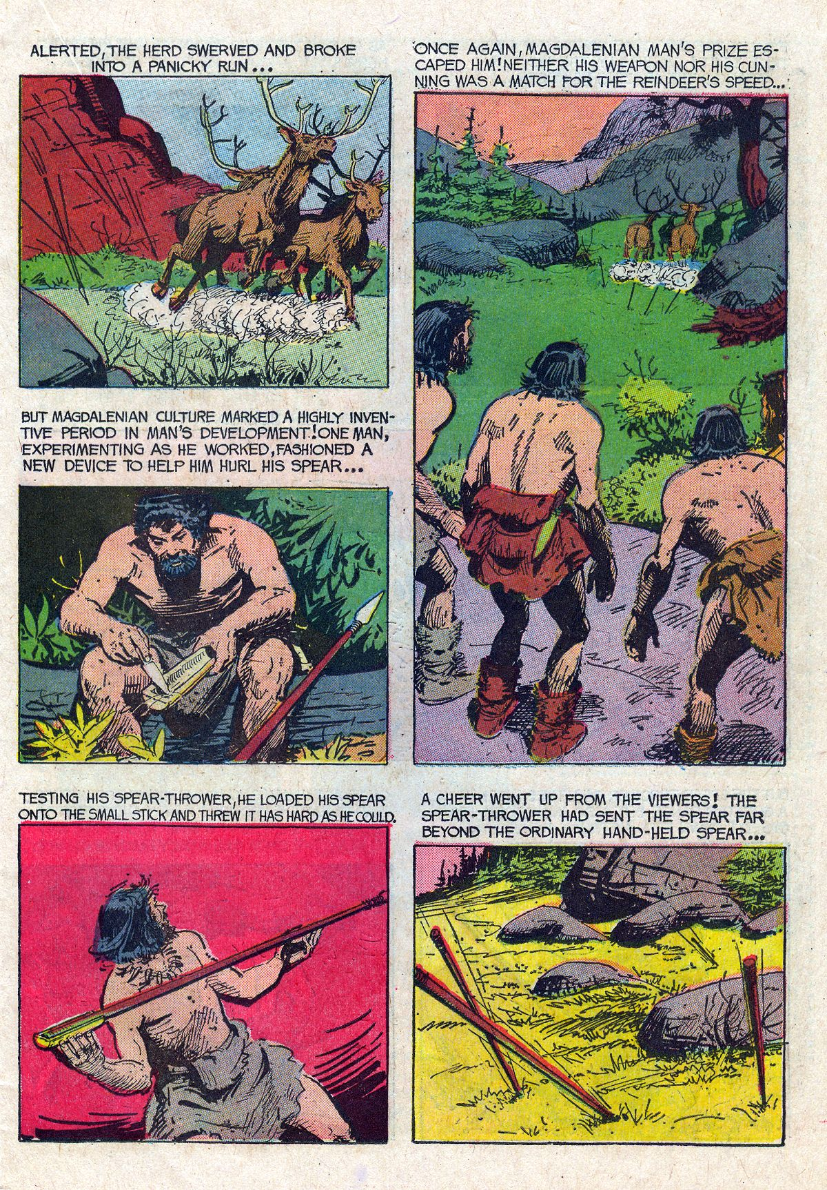 Read online Turok, Son of Stone comic -  Issue #61 - 15