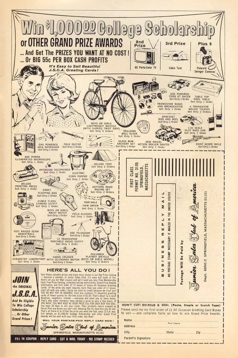 Read online Adventure Comics (1938) comic -  Issue #367 - 36