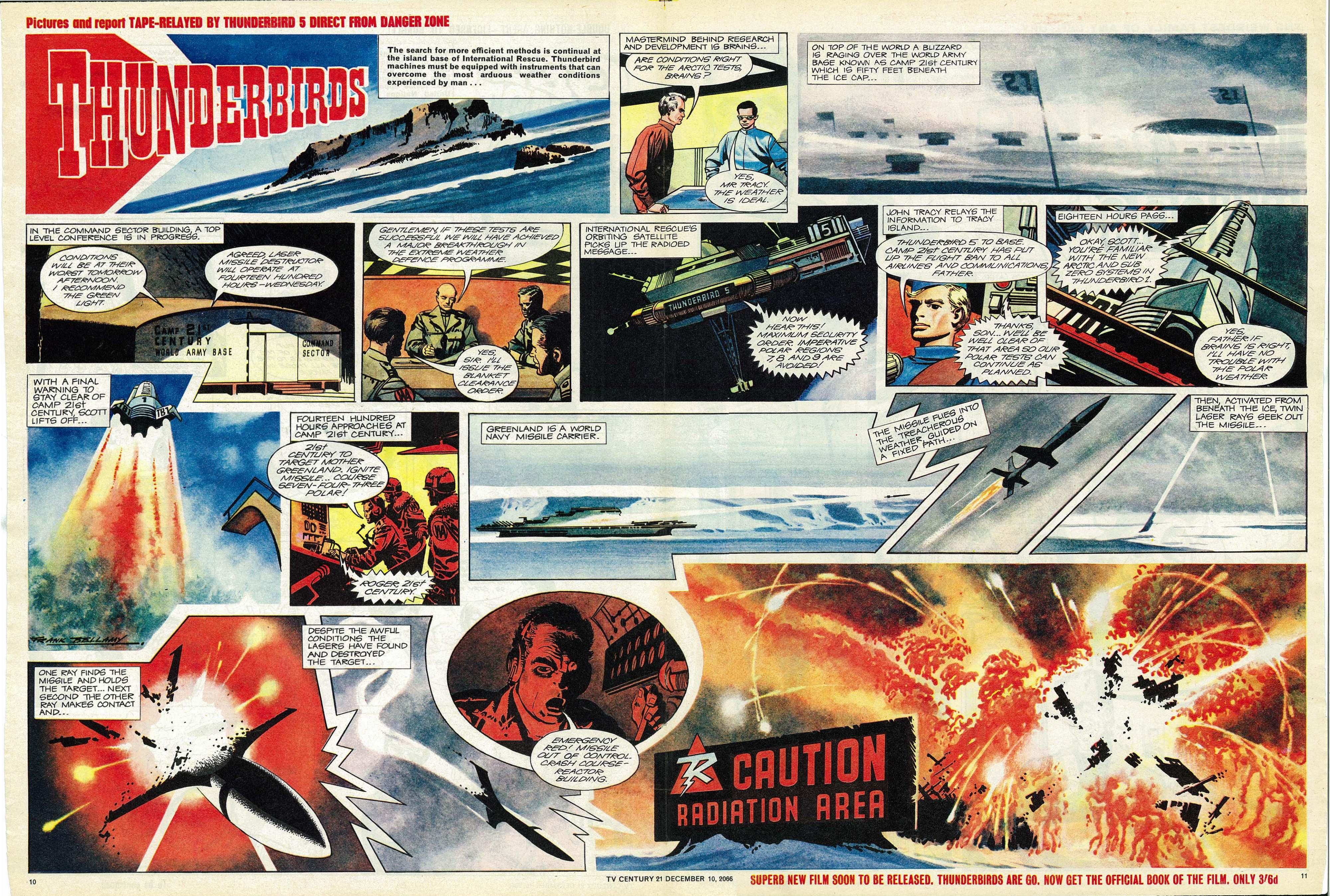 Read online TV Century 21 (TV 21) comic -  Issue #99 - 10