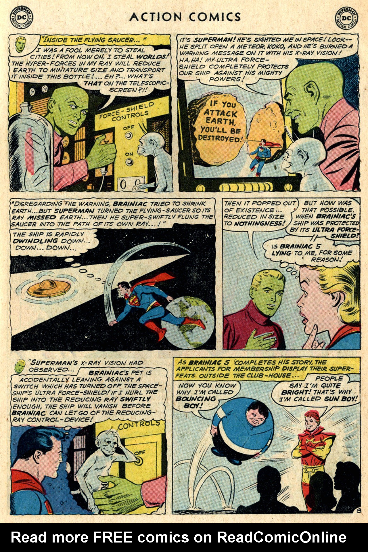 Action Comics (1938) 276 Page 26